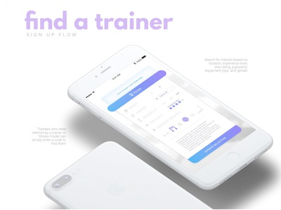 Trainee - Personal Training App