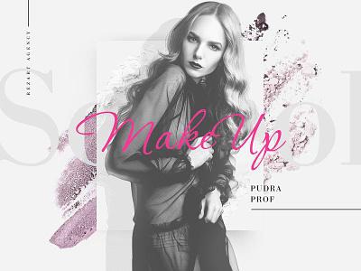 Pudra Prof pudra design rezart makeup beauty