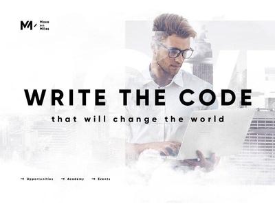 Move on Miles rezart moveonmiles frontend dev developer ukraine outsource code web ui ux it