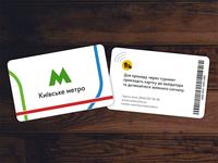 Metro Travel Card