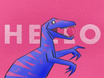 Dribbblosaur