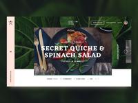 Secret Recipe Club - Concept