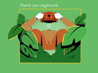 Thank you Jagthund!