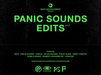 Panic Sounds Edits — Vol 1