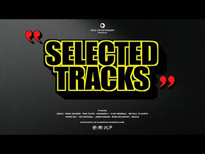 Panic Sounds — Selected Tracks Vol. 1 typo movie unkle tarantino killbill