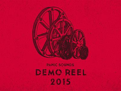 Panic Sounds — Demo Reel 2015 red bobin film sounds panic demo