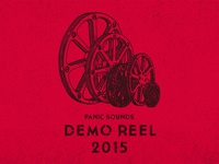 Panic Sounds — Demo Reel 2015 red bobin film sounds panic demo