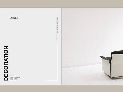 Untitled.MAG.Project typography magazine fashion design publication layout