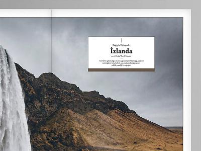 Cooklife.Magazine branding nature photography cover layout magazine print