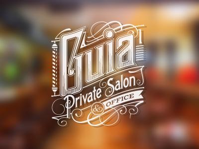 Private salon