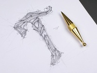 T Sketch