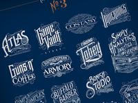 Some Logos & Typo :)
