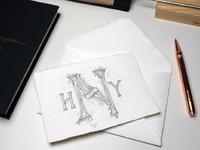 Happy new year sketch tomasz biernat 02