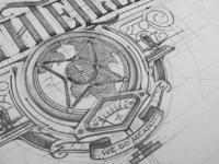 Truthtellers logo tomasz biernat 03