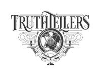 Truthtellers logo tomasz biernat 07