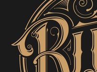 Rules logo tomasz biernat lettering 05