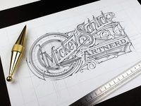 Mickey Schlick | Logo | Missoula, Montana