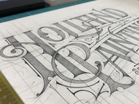 Holland Painting | Sketch - Logo, USA