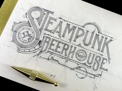 Steampunk Beer House