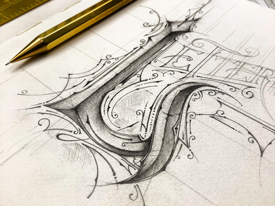 Lettering | wip ✏️