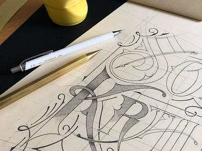Tshirt | Soon ✏️ 🇩🇪 pencil biernat design germany berlin lettering tshirt soon
