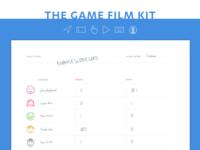 The (FullStory) Game Film Kit