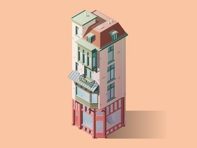 'Herengracht 243A'