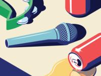 노래방 (Karaoke)