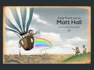 Thanks Matt Hall