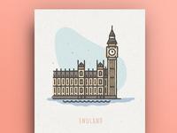 World Icons - England