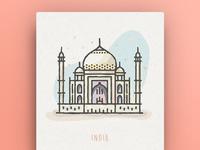 World Icons - India