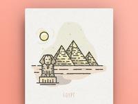 World Icons - Egypt