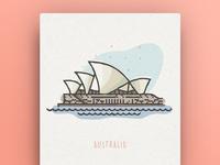 World Icons - Australia