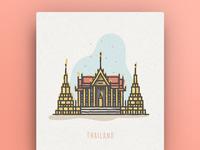 World Icons - Thailand