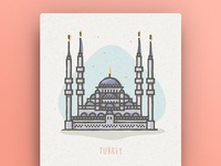 World Icons - Turkey