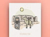 World Icons - Afghanistan