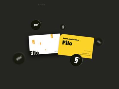 Filo business cards