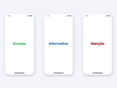 Warren | Template de tela de sucesso finance app mobile product motion graphics animation ui design ux investments warren