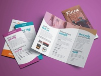 Fusion Brochure & Pamphlets