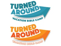 Summer Vacation Bible Camp Logo