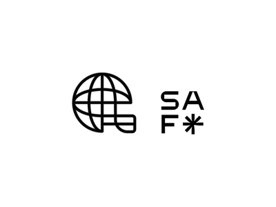 Safe network security network helmet football rugby app security logo security safety safe