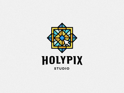 Holy pix studio video stained glass cursor pixar holy