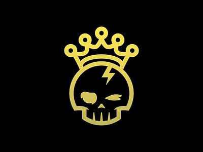 Dead King branding logo