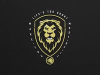 Syndicate Original Lion Emblem