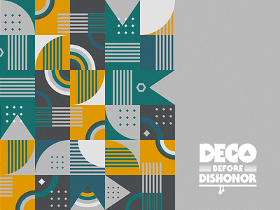 I Dunno Art Deco yeah whatever pattern art deco