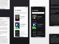 Shelfed App