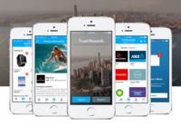 Travel Rewards app