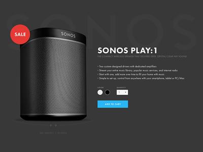 Sonos Play: 1