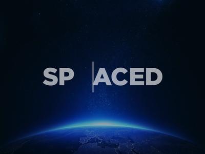 SPACEDchallenge logotype