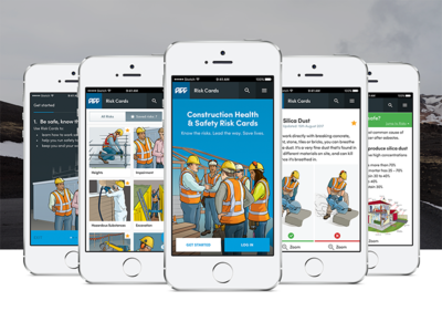 Health and safety app